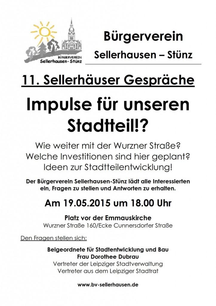 11. Sellerhäuser Gespräch